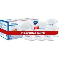 BRITA Maxtra+ Filtreli Su Arıtmalı Sürahi Yedek Filtresi - Altılı paket