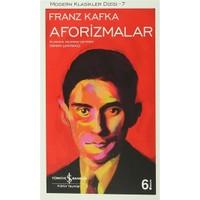 Aforizmalar (Ciltsiz) - Franz Kafka