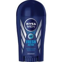 Nivea Fresh Stıck Deodorant 40Ml Erkek