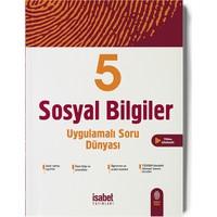 İsabet Yayıncılık 5. Sınıf Sosyal Bilgiler Uygulamalı Soru Dünyası