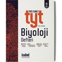 İsabet Yayıncılık TYT Biyoloji Defteri