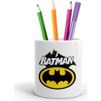 2K Dizayn Batman Tasarım Seramik Kalemlik