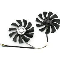 MSI 85 MM HA9010H12F-Z 4 Pin 12v 0.57A 3500 RPM Fan