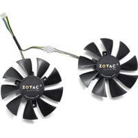 Zotac GTX 1070 Mini Fan 87 mm