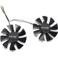 Zotac GTX 1060 AMP Edition 87 mm Fan