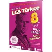 Branş Akademi Yayınları 8. Sınıf Yeni Nesil LGS Türkçe Soru Bankası
