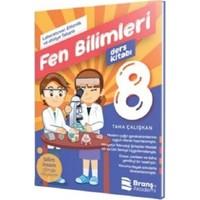Branş Akademi Yayınları 8. Sınıf Fen Bilimleri Deney Ders Kitabı