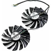 Msı PLD10010S12HH-2 Ekran Kartı Fanı 95 mm