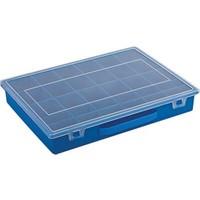 Hipaş Plastik - 30 Bölmeli Kapaklı Organizer Kutu - 730