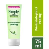 Simple Pürüzsüzleştirici Peeling 75 ML