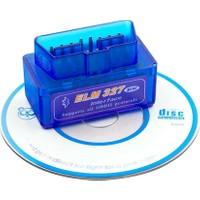 Bluetoothlu V2.1 Arıza Tespit Cihazı Elm 327