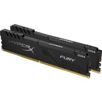 Kingston 16GB 3200MHZ Ddr4 CL16 Dımm (Kıt Of 2) Hyperx Fury Black Serısı HX432C16FB3K2/16