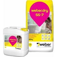 Weber Dry Ss-7 Banyo-Tuvalet Yalıtım Malzemesi