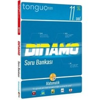 11. Sınıf Dinamo Matematik Soru Bankası Tonguç Akademi