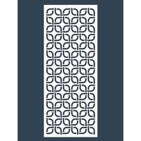 Liar Dekor Ahşap Seperatör Paravan KSP 27 Beyaz