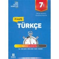 Başka Yayınları 7.Sınıf Türkçe Yeni Nesil Soru Kitabı
