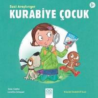 Suzi Araştırıyor Kurabiye Çocuk - Jane Clarke