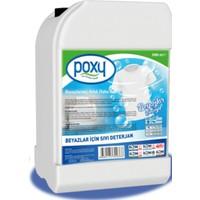 Poxy Beyazlar İçin Sıvı Konsantre Deterjan 5 kg