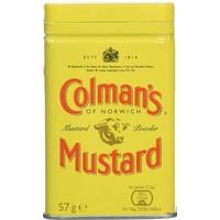 Colman's Hardal Tozu