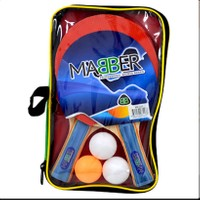 Mabber Mr 227 Raket Seti 2 Li Kare Çantalı
