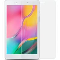 Samsung Galaxy Tab A 8.0 2019 T290 T295 Tempered Ekran Koruyucu Şeffaf