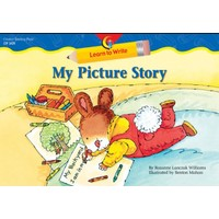 My Pıcture Story, Learn To Wrıte Lap Book