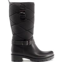 Eşle 9K-30711 Kadın Günlük Çizme Siyah