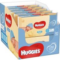 Huggies Islak Havlu Saf ve Doğal Bakım 10'lu Paket