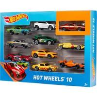 Hot Wheels Arabalar 10'lu