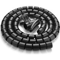 Ugreen Kablo Koruyucu ve Düzenleyici Spiral 5 Metre