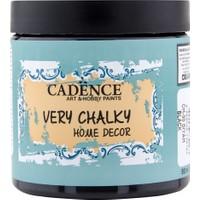 Cadence Very Chalky Mobilya Boyası 500 ml CH30 Siyah