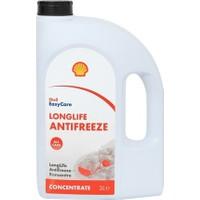 Shell Organik Kırmızı Konsantre Antifriz 3 Lt