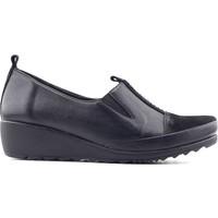 Evida 2671 Hakiki Deri Kadın Ayakkabı