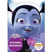 Disney Vampirina - Özel Kesimli Boyama Macerası