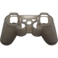 Dobe Sony PS3 Joystick Dualshock 3 Silikon Kılıf Gri