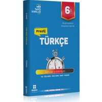 Başka Yayınları 6.Sınıf Türkçe Yeni Nesil Soru Kitabı