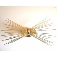 Küçük Altın Sarı Kaplama Kirpi Aplik