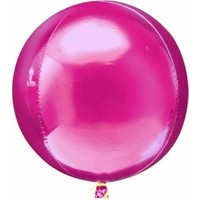 Kidspartim Küre Folyo Balon Pembe