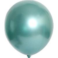 Kidspartim Yeşil Krom Balon 16 inç