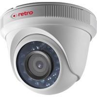 Retro RT-AD56DOT 2.0mp 2.8mm Lens 1080P Platinum Tvı Dome Kamera