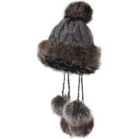 Starling Plumpı SRL.H009 Antracite Kadın Şapkalar