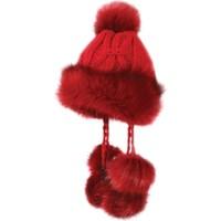 Starling Plumpı SRL.H009 Red Kadın Şapkalar