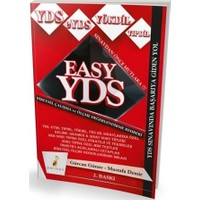 Easy YDS Bireysel Çalışma ve Ölçme Değerlendirme Rehberi
