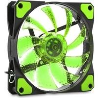 Evercool CS1230G 120*120*25MM Yeşil Işıklı Kasa Fanı