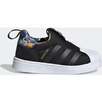 Adidas Siyah Bebek Günlük Ayakkabı Ee6276 Superstar 360 i
