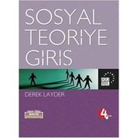 Sosyal Teoriye Giriş - Derek Layder