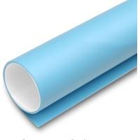 New Vision Plastik Profesyonel Stüdyo Fotoğraf Fonu Mavi ve Beyaz Renk