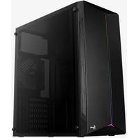 Aerocool Split RGB Full Acrylic 500W Midi Tower Siyah Kasa (AE SPLT 500)