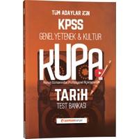 KPSS Kupa 2020 Konu Konu Test Bankası | Tarih