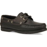Ziya Erkek Günlük Ayakkabı 101119 29 Siyah-Kahve